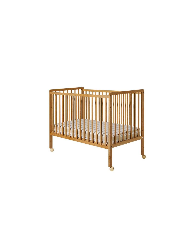 Детско дървено легло Буцко - Minny натурално