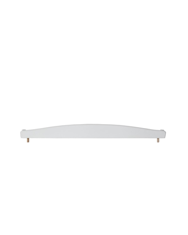 Дъги за детски дървени легла Буцко - бяло